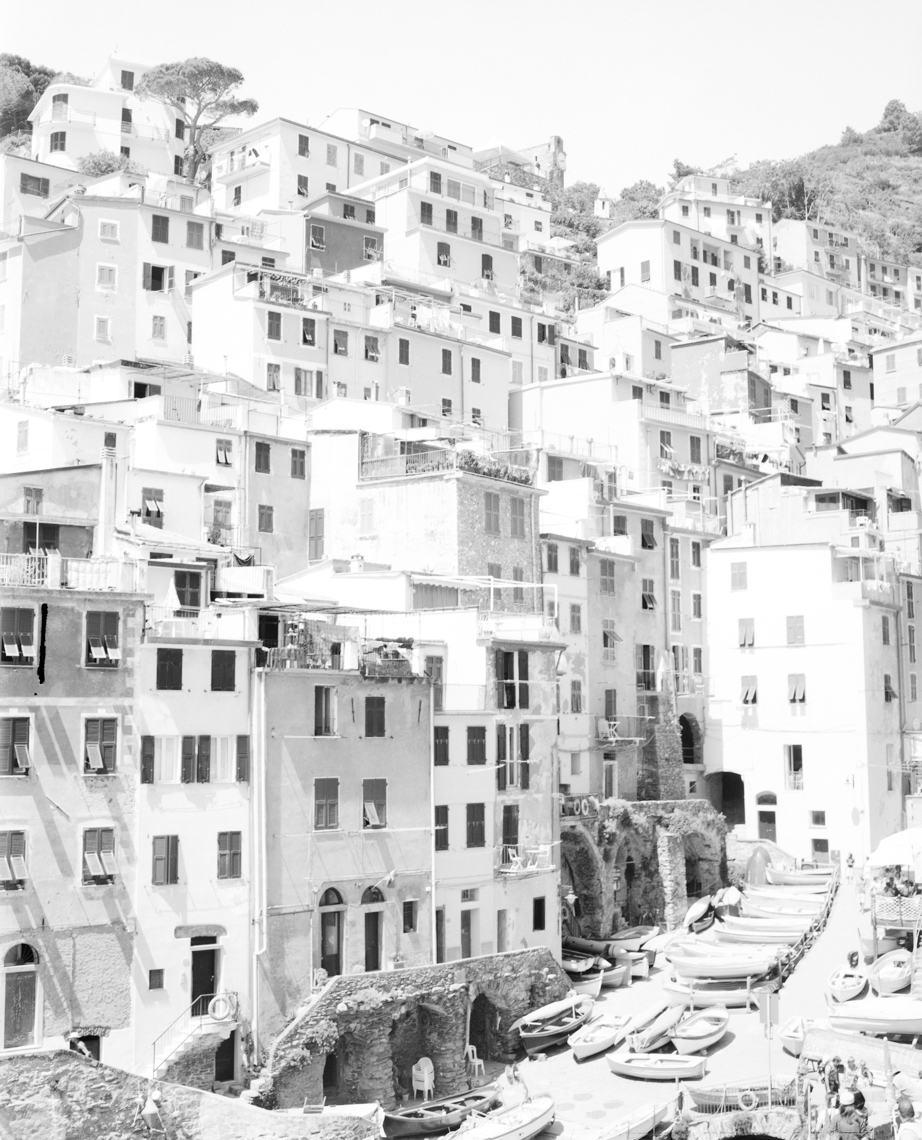 Axel Bernstorff, Collectable limited edition fine photographic art prints. Riomaggiore, Cinque Terre, La Spezia, Italy.