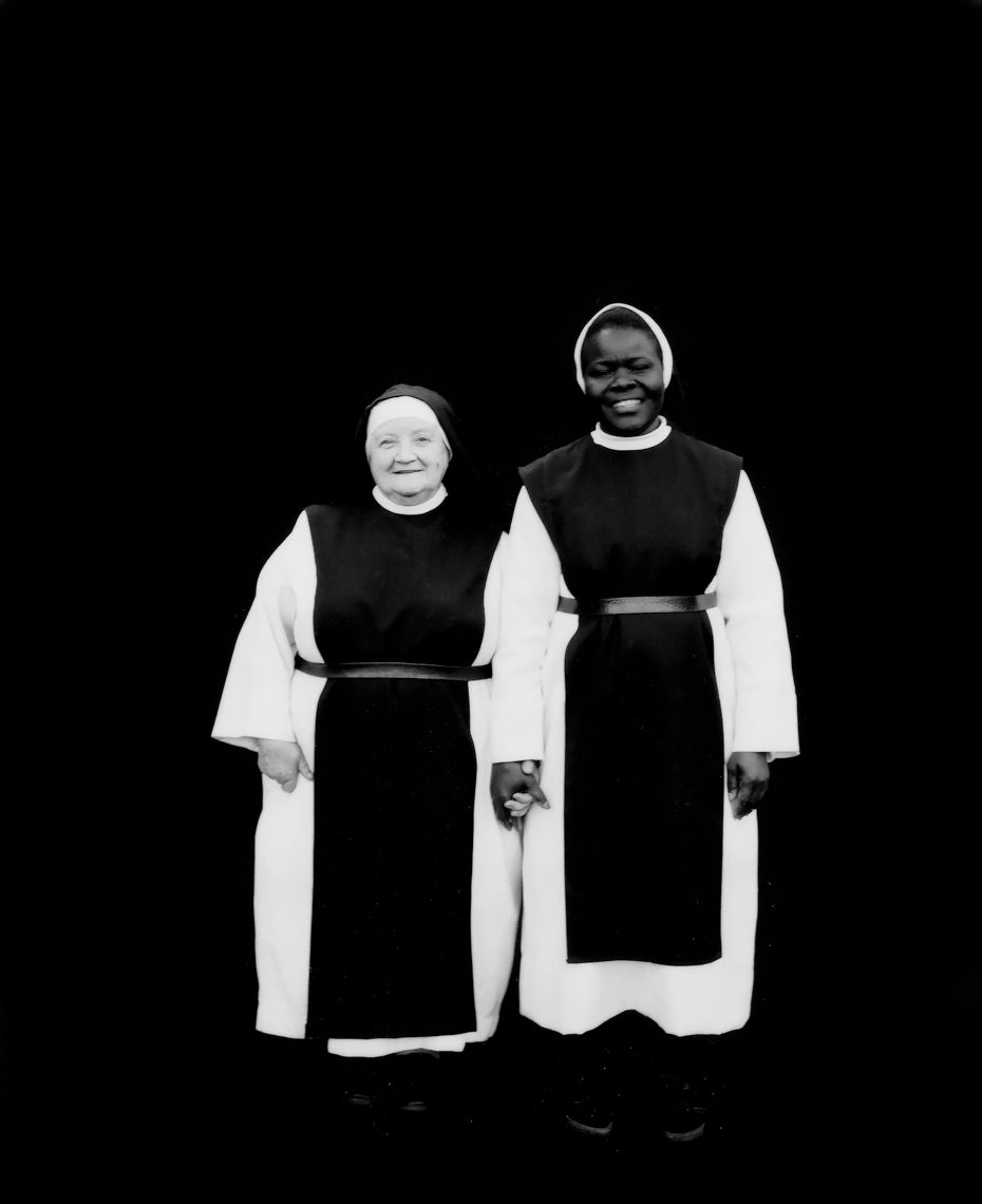Axel Bernstorff, Collectable limited edition fine photographic art prints.Axel Bernstorff, Collectable limited edition fine photographic art prints. Nuns I. From the Cistercian Order, IrelandAxel Bernstorff,  Collectable limited edition fine photographic art prints. Nuns I. From the Cistercian Order, Ireland